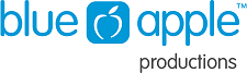Blue Apple Productions Logo
